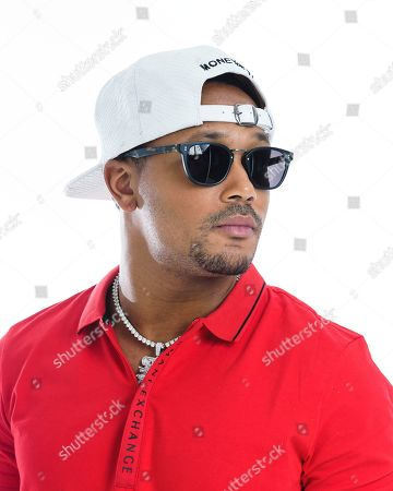 Percy Romeo Miller Jnr poses for a portrait at the Associated Press on in New York, NY