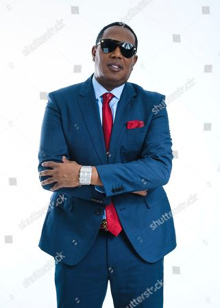 Master P poses for a portrait at the Associated Press on in New York, NY