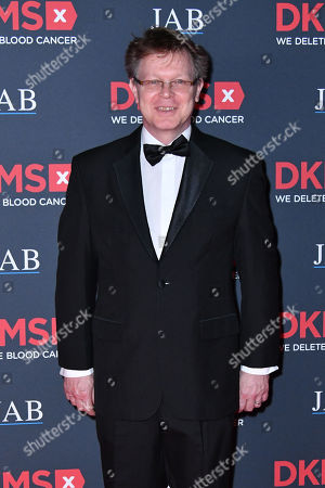 Editorial photo of DKMS Big Love Gala, Arrivals, Roundhouse, London, UK - 06 Nov 2019
