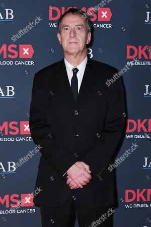 Editorial image of DKMS Big Love Gala, Arrivals, Roundhouse, London, UK - 06 Nov 2019