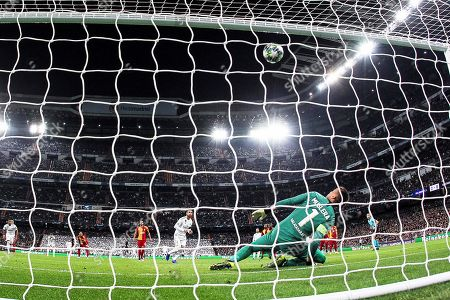 Editorial picture of Real Madrid vs Galatasaray Istanbul, Spain - 06 Nov 2019