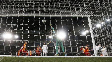 Editorial image of Real Madrid vs Galatasaray Istanbul, Spain - 06 Nov 2019