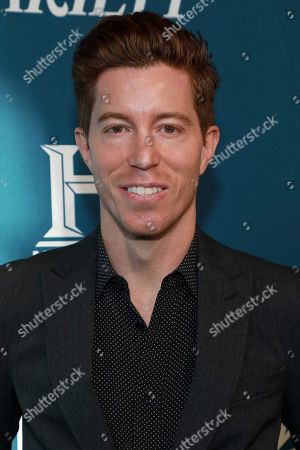 "Shaun White attends Variety's third annual ""Salute to Service"" celebration at Cipriani 25 Broadway, in New York"