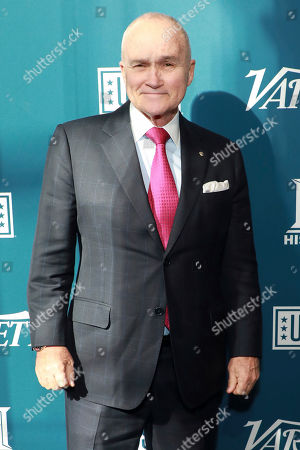 """Raymond Kelly attends Variety's third annual """"Salute to Service"""" celebration at Cipriani 25 Broadway, in New York"""