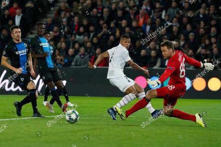 Editorial image of Soccer Champions League, Paris, France - 06 Nov 2019
