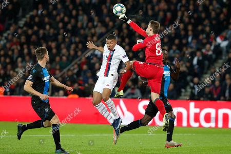 Editorial photo of Soccer Champions League, Paris, France - 06 Nov 2019