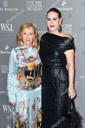 Cindy Sherman and Molly Ringwald