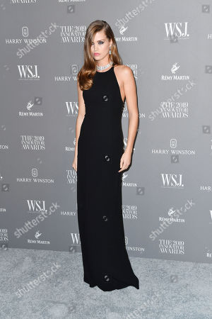 Editorial photo of 9th Annual WSJ. Magazine Innovator Awards, Arrivals, The Museum of Modern Art, New York, USA - 06 Nov 2019