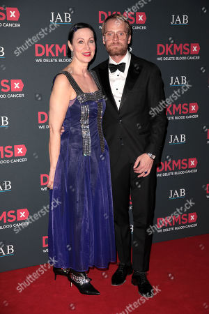 Tina Harf and Stefan Konarske