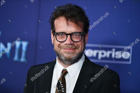 Stock Photo of Christophe Beck