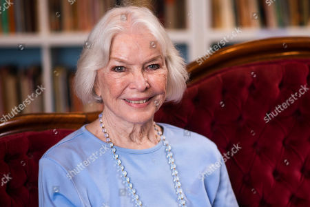 Editorial photo of Ellen Burstyn Portrait Session, New York, USA - 28 Sep 2019