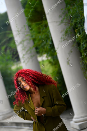 Editorial image of Music R Kelly's Daughter, Atlanta, USA - 19 Aug 2019