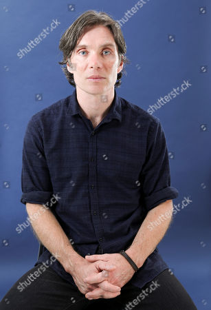 Cillian Murphy appears during a portrait session in New York on