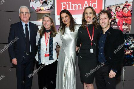 Editorial image of FilmAid 'Power Of Film' Benefit screening, The Standard High Line, New York, USA - 06 Nov 2019