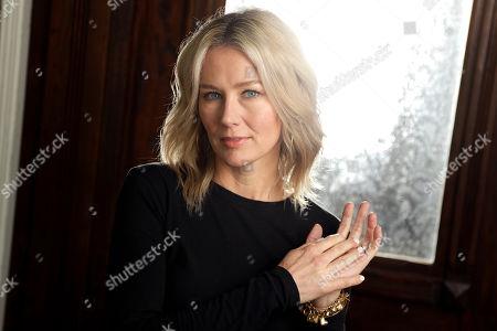 "Allison Moorer poses in Nashville, Tenn. to promote her memoir ""Blood,"" and album of the same title"