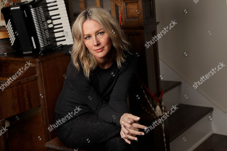 Editorial photo of Music Allison Moorer, Nashville, USA - 08 Oct 2019