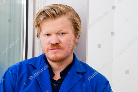 Jesse Plemons poses for a portrait, in New York