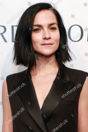 Leigh Lezark attends the 2019 Emery Awards at Cipriani Wall Street, in New York