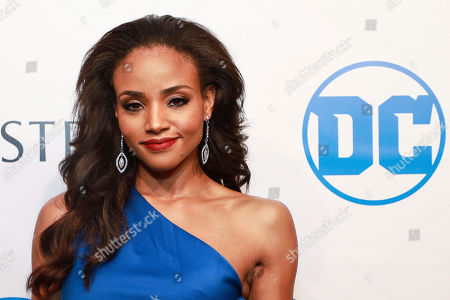 Meagan Tandy attends the 2019 Emery Awards at Cipriani Wall Street, in New York