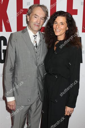 Carter Burwell and Christine Sciulli