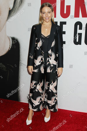 """Editorial photo of Warner Bros. Pictures"""" THE GOOD LIAR"""" premiere at 787 Seventh Theater, New York, USA - 06 Nov 2019"""