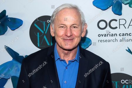 Victor Garber attends the Ovarian Cancer Research Alliance (OCRA) Style Lab benefit at Gotham Hall, in New York