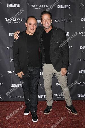 Gregg Bello and Josh Hopkins