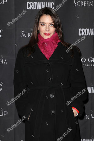 """Editorial image of New York Special Screening of """"Crown Vic"""" Hosted by Screen Media and Producer Alec Baldwin, USA - 06 Nov 2019"""