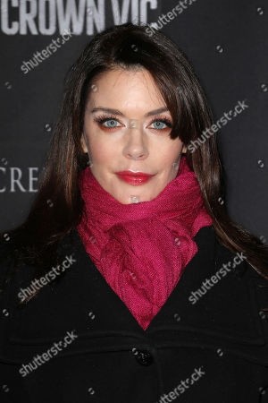 """Editorial photo of New York Special Screening of """"Crown Vic"""" Hosted by Screen Media and Producer Alec Baldwin, USA - 06 Nov 2019"""