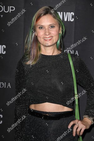 Stock Picture of Kristina Klebe