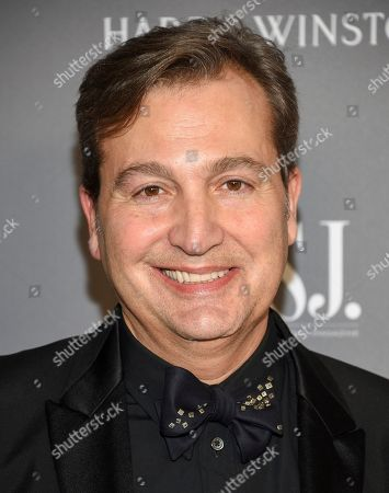 Stock Image of WSJ. Magazine publisher Anthony Cenname attends the WSJ. Magazine 2019 Innovator Awards at the Museum of Modern Art, in New York
