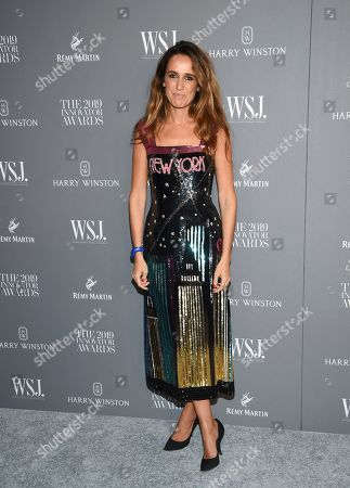 Coco Brandolini attends the WSJ. Magazine 2019 Innovator Awards at the Museum of Modern Art, in New York