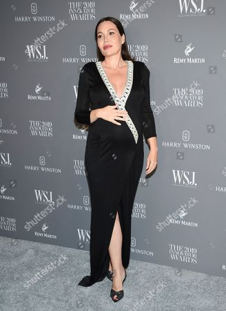 Fabiola Beracasa attends the WSJ. Magazine 2019 Innovator Awards at the Museum of Modern Art, in New York