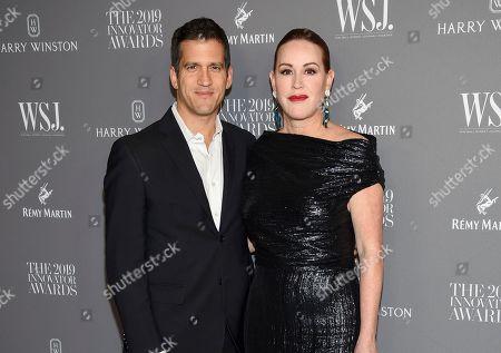 Editorial picture of WSJ Magazine 2019 Innovator Awards, New York, USA - 06 Nov 2019