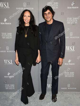 Editorial image of WSJ Magazine 2019 Innovator Awards, New York, USA - 06 Nov 2019