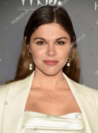 Emily Weiss attends the WSJ. Magazine 2019 Innovator Awards at the Museum of Modern Art, in New York