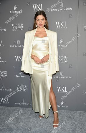 Stock Picture of Emily Weiss attends the WSJ. Magazine 2019 Innovator Awards at the Museum of Modern Art, in New York
