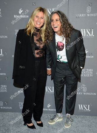 Editorial image of WSJ Magazine 2019 Innovator Awards, New York, USA - 06 Nov 2019