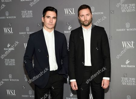 Editorial photo of WSJ Magazine 2019 Innovator Awards, New York, USA - 06 Nov 2019