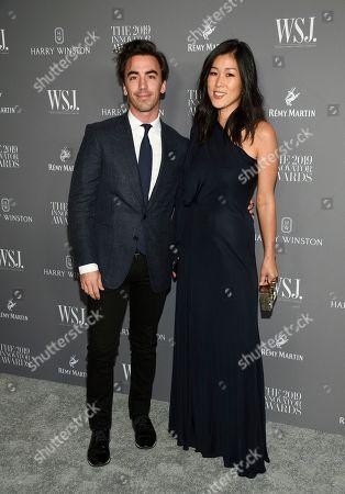Fernando Garcia, Laura Kim. Designers Fernando Garcia, left, and Laura Kim attend the WSJ. Magazine 2019 Innovator Awards at the Museum of Modern Art, in New York