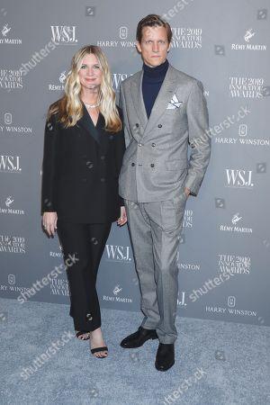 Editorial photo of 9th Annual WSJ. Magazine Innovator Awards, Arrivals, The Museum of Modern Art, New York, USA - 06 Nov 2019