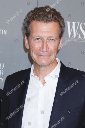 Editorial image of 9th Annual WSJ. Magazine Innovator Awards, Arrivals, The Museum of Modern Art, New York, USA - 06 Nov 2019