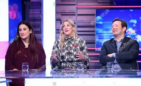 Editorial image of 'Peston' TV show, Series 3, Episode 11, London, UK - 06 Nov 2019