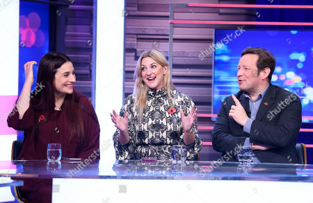Editorial photo of 'Peston' TV show, Series 3, Episode 11, London, UK - 06 Nov 2019