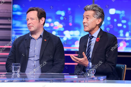 Stock Picture of Ed Vaizey and Ben Bradshaw