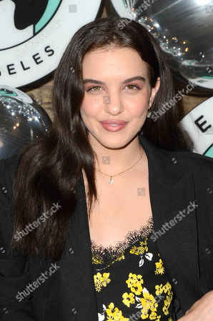 Editorial image of Love Leo Rescue 2nd Annual Cocktails for a Cause, Rolling Greens, Los Angeles, USA - 06 Nov 2019