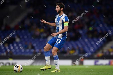 Esteban Granero of RCD Espanyol