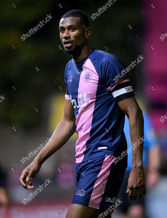 Stock Photo of Danny Mills of Dulwich Hamlet