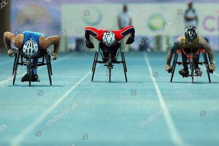 Editorial image of 2019 World Para Athletics Championships in Dubai, United Arab Emirates - 07 Nov 2019