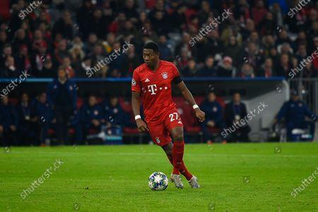 David Alaba from Bayern